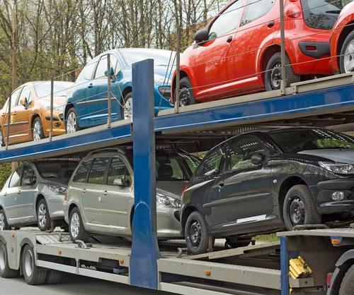 North Carolina auto transport